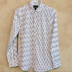 J. Crew Petite Perfect Button Shirt